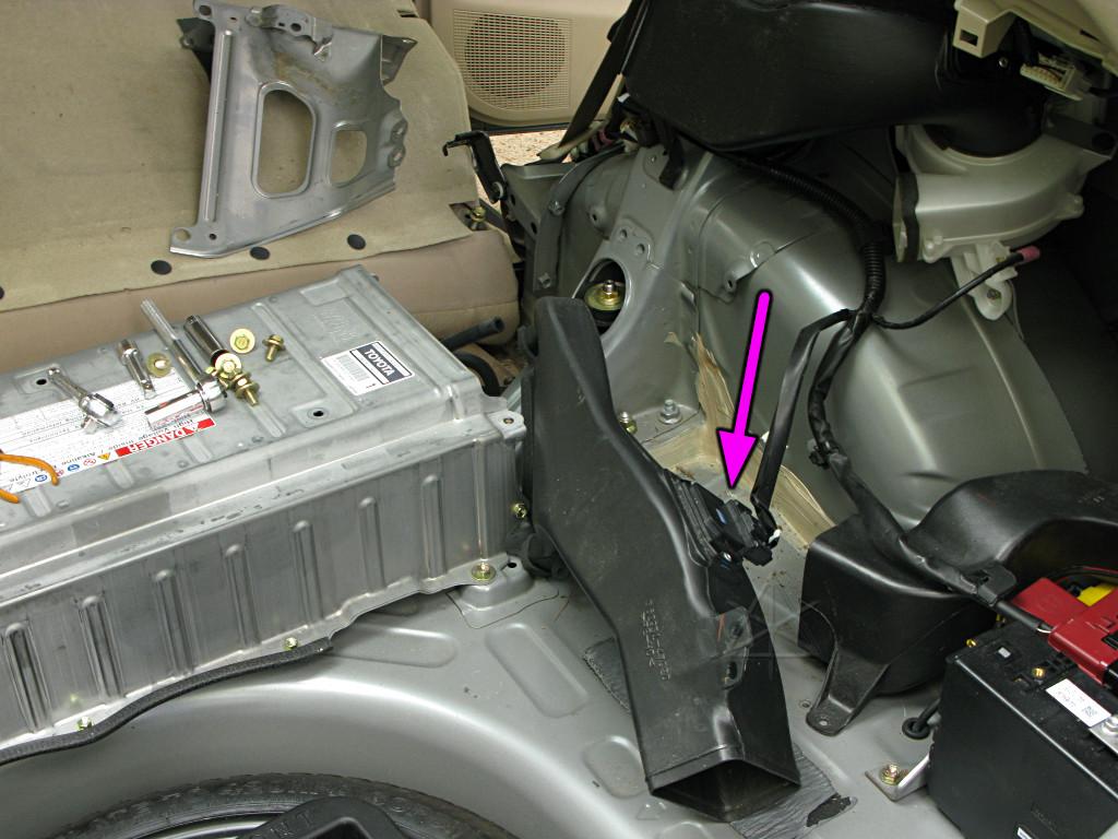 Prius Battery Exploration